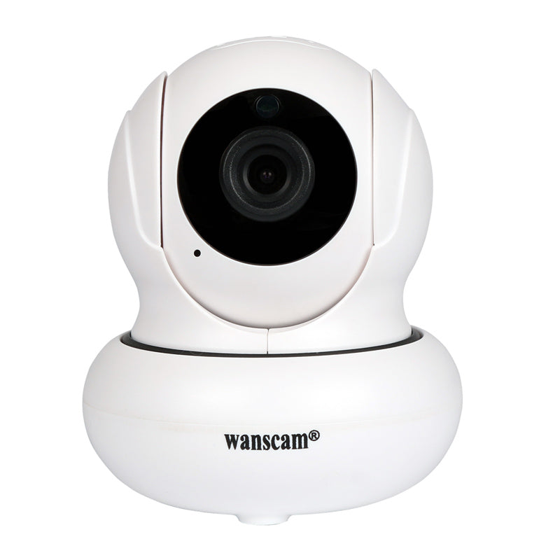Wanscam HW0021-2 Smart H.264 720P Wifi IP Camera Indoor Baby Monitor - V380 Camera
