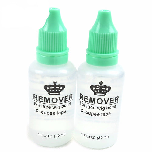 2 bottles Lace Glue Remover