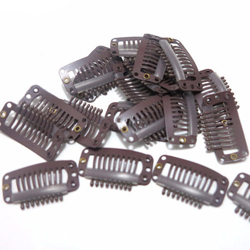 500 pcs Medium Extension Snap Clips