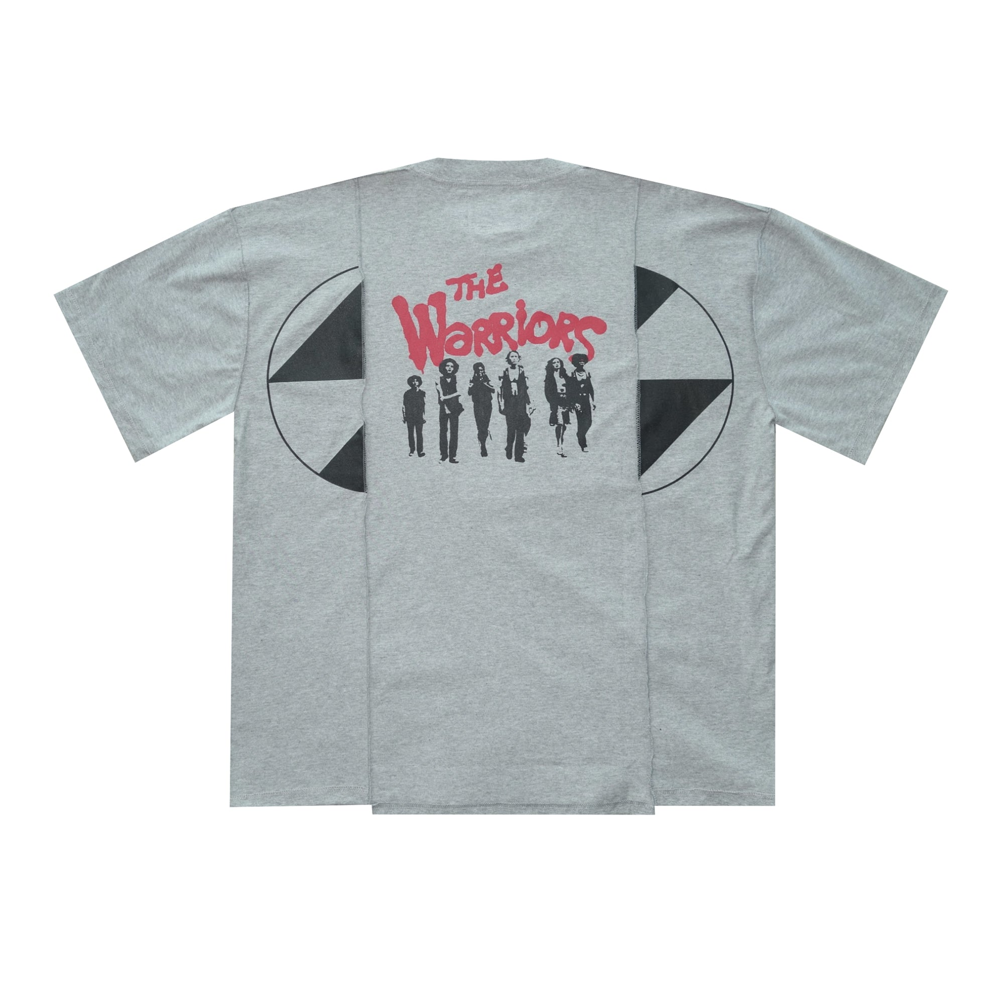 The Salvages Reconstructed 'Rockers Warriors' Logo OS T-Shirt