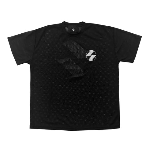 The Salvages Logo Perforated OS T-Shirt (Heatwave Special)