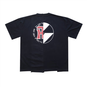 The Salvages Reconstructed Eraserheads Logo OS T-Shirt