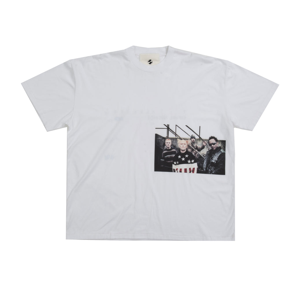 The Salvages Firestarter 1996 Tee in White