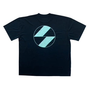 The Salvages Glow In The Dark Logo OS T-shirt