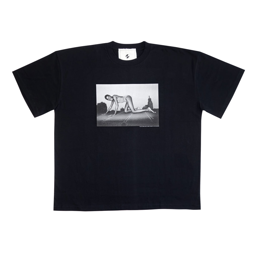 The Salvages x Adrian Boot 'New York Rooftop Sessions' OS T-Shirt