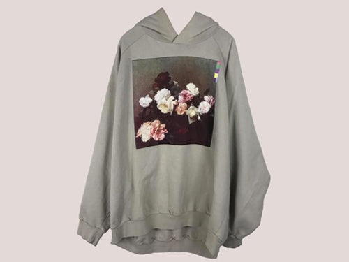 "A/W03-04 'Closer' ""Power, Corruption & Lies"" Hoodie By Raf Simons"