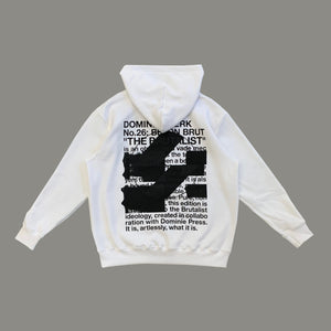 The Salvages x WERK Magazine Series 2 Hoodie