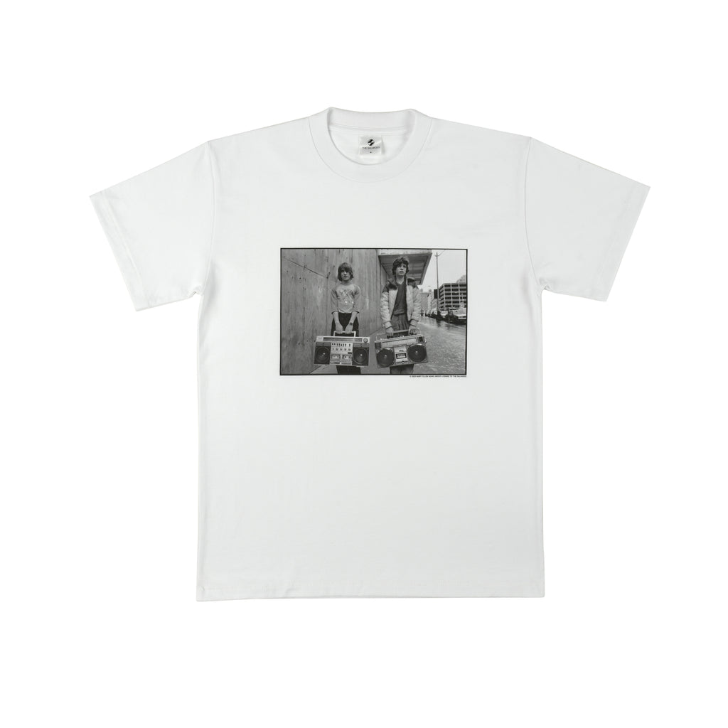 The Salvages x Mary Ellen Mark 'Boomboxes' T-Shirt