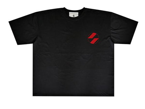 The Salvages Red Logo OS T-Shirt