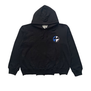 The Salvages Reconstructed Split Logo OS Hoodie