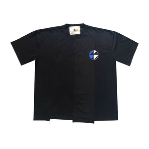 The Salvages Reconstructed Split Logo OS T-Shirt