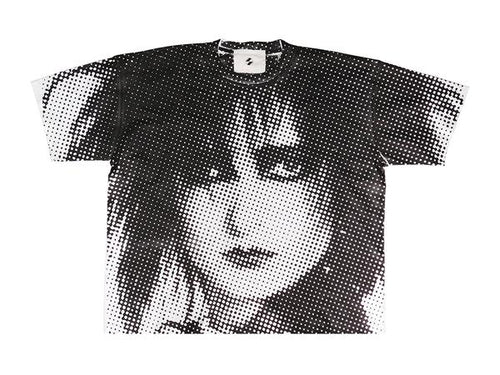 "The Salvages ""Siouxsie"" Hand Screened OS T-Shirt"