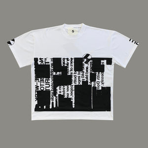 The Salvages x WERK Magazine Series 2 Twofer Layer T-Shirts