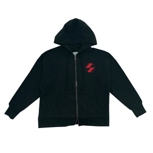 The Salvages Logo Zip Hoodie - Made In USA