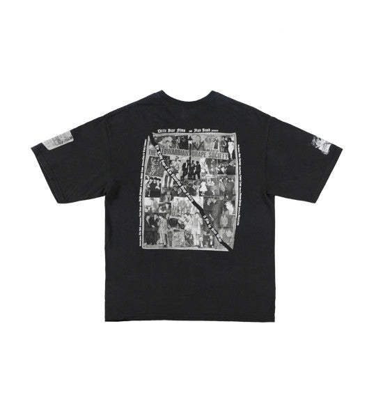 Bruce Weber 'The Teddy Boys of the Edwardian Drape Society' T-shirt by Weberbilt