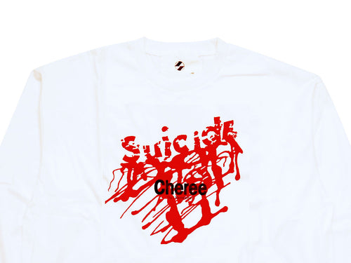 The Salvages x Suicide L/S OS T-Shirt