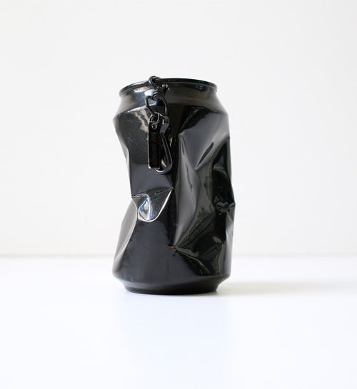 S/S03 'Consumed' Crushed Can Pendant by Raf Simons
