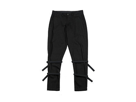 Bondage Trousers by Helmut Lang