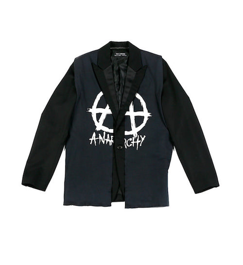 A/W98-99 'Radioactivity' Anarchy Blazer by Raf Simons