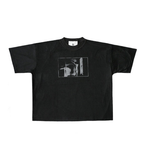 The Salvages Flat Field Net OS T-shirt