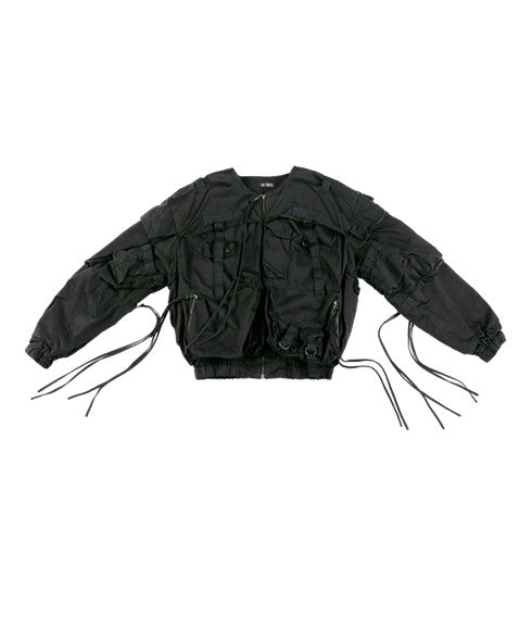 S/S03 'Consumed' Parachute Bomber by Raf Simons