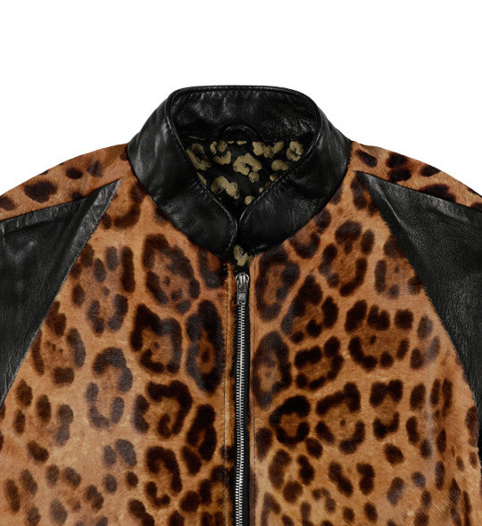 Raw Power 'PARADISE GARAGE' Jacket by Lewis Leathers