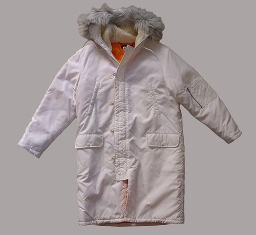 A/W 2004/2005 'Waves' N-3B Parka by Raf Simons