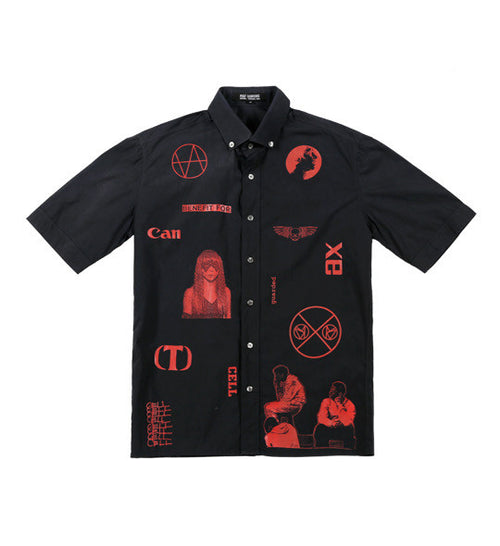 S/S03 'Consumed' Shirt by Raf Simons