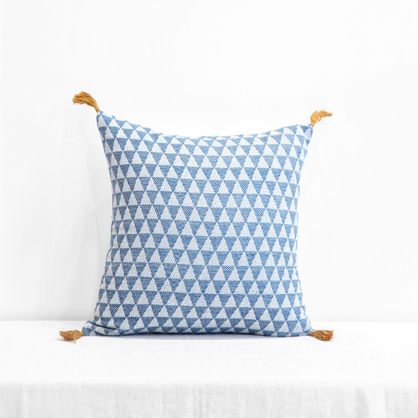 Alice Cushion Cover Blue