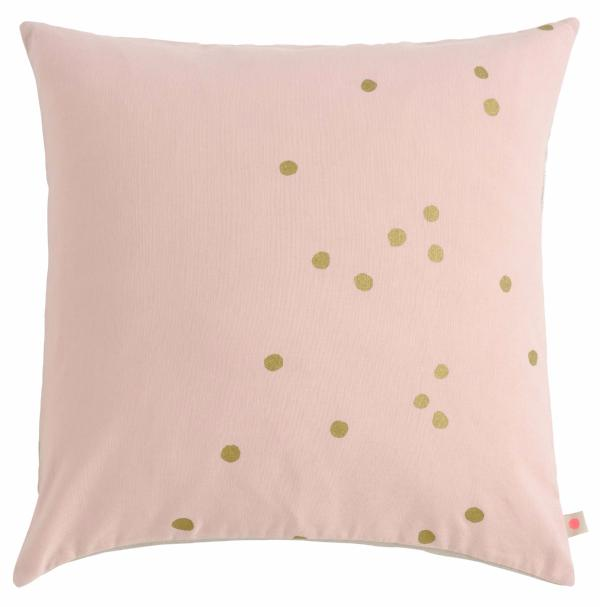 Lina Cushion Cover Biscuit