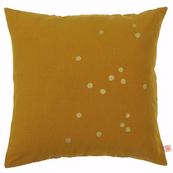 Lina Cushion Cover Dijon