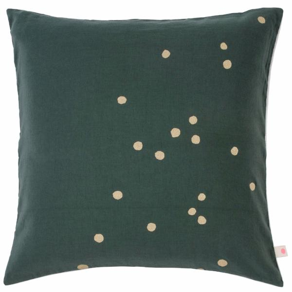 Lina Cushion Cover Sencha