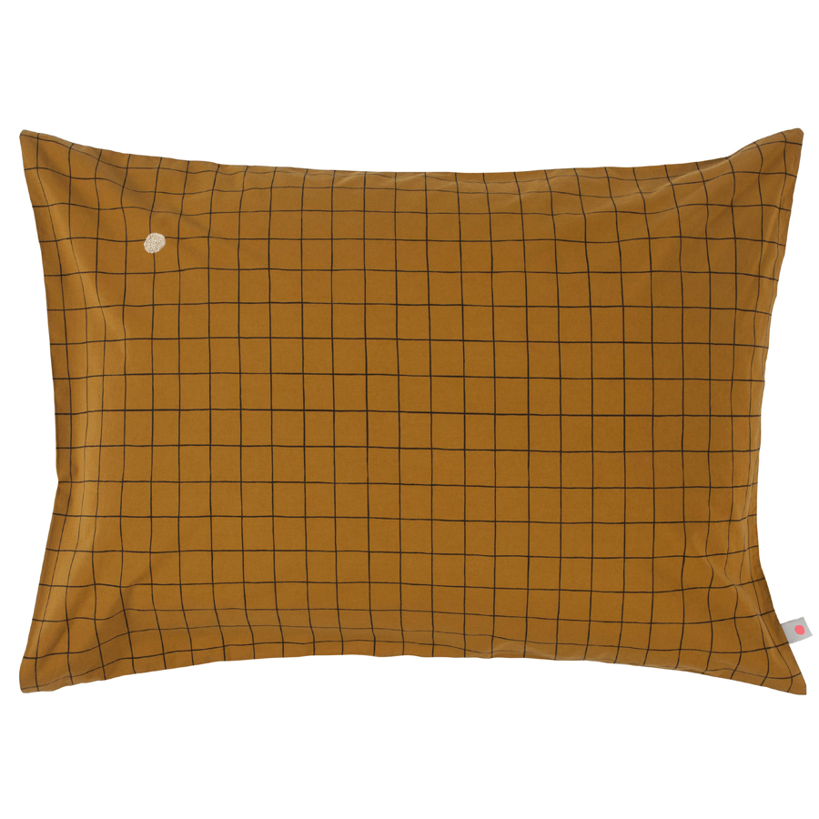 Oscar Pillowcase Dijon