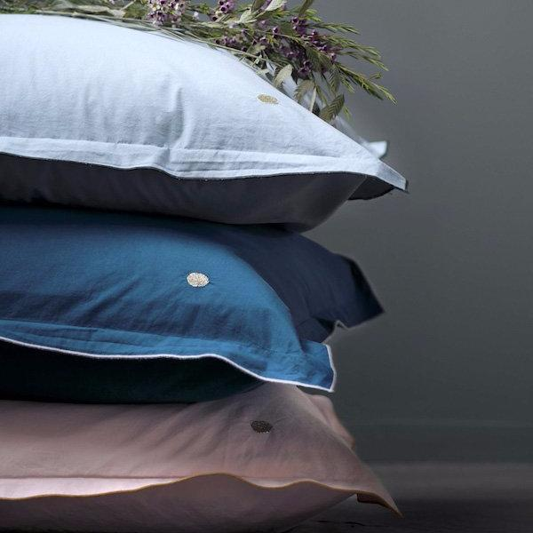Swann Pillowcase Peacock