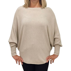Becky batwing sweater