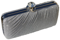 Sparkle Evening Clutch Bag- The perfect glittery evening handbag