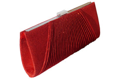 Red Sparkly Evening Bag