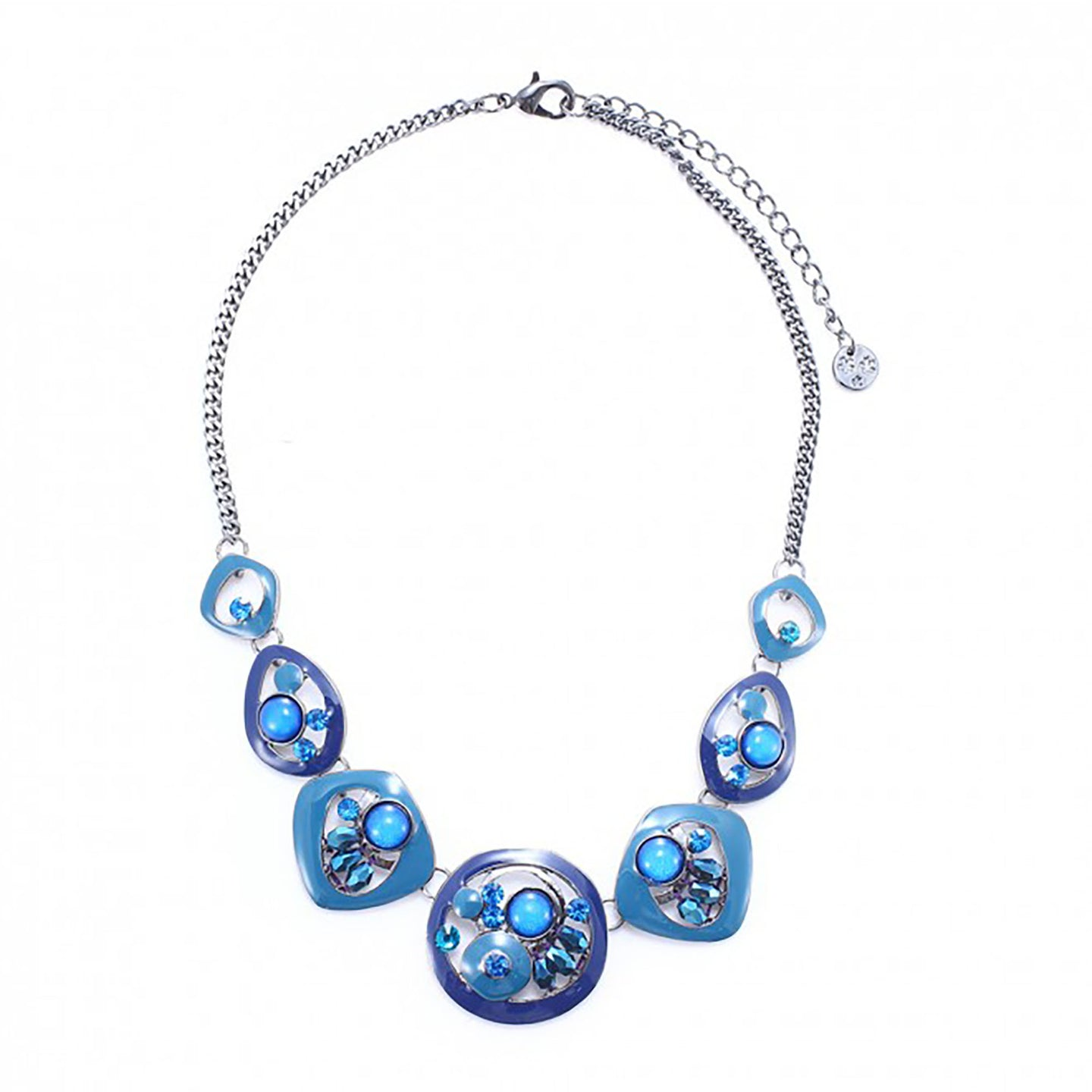 Amelie Blue Necklace