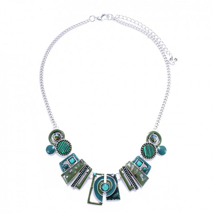 Avignon Green Necklace