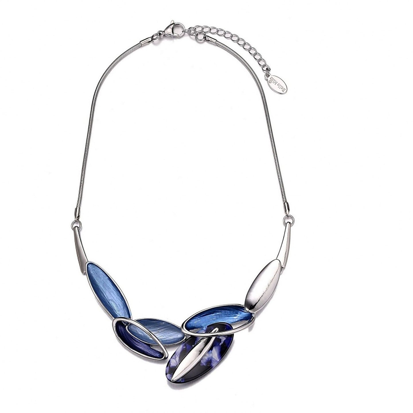 Blue Belle Necklace