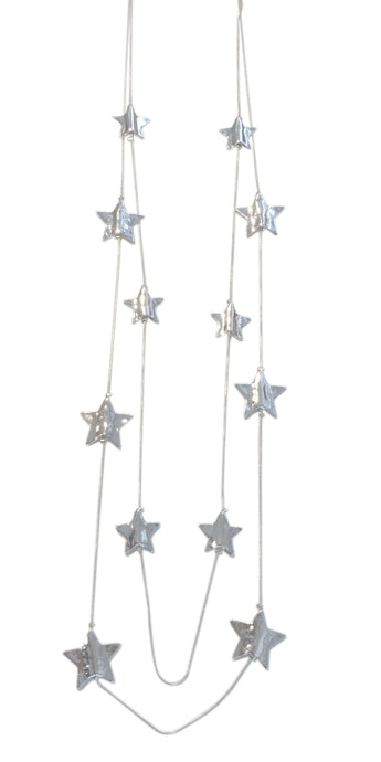 Falling Stars Long Necklace