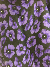 Purple Poppy Pashmina