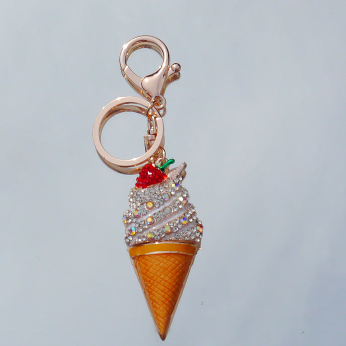 Icecream Keyring