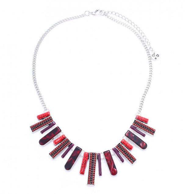 Red Lyon Necklace