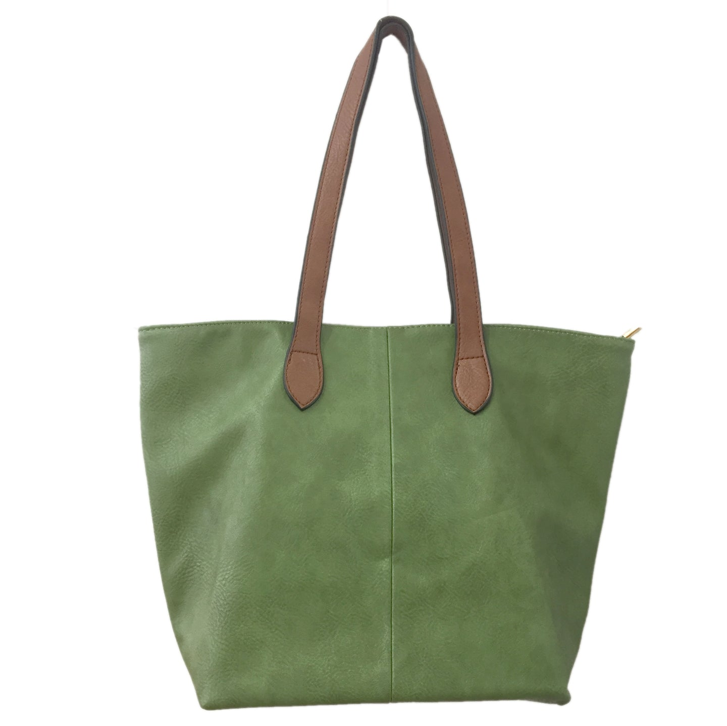 Green Shopper- Tote Handbag