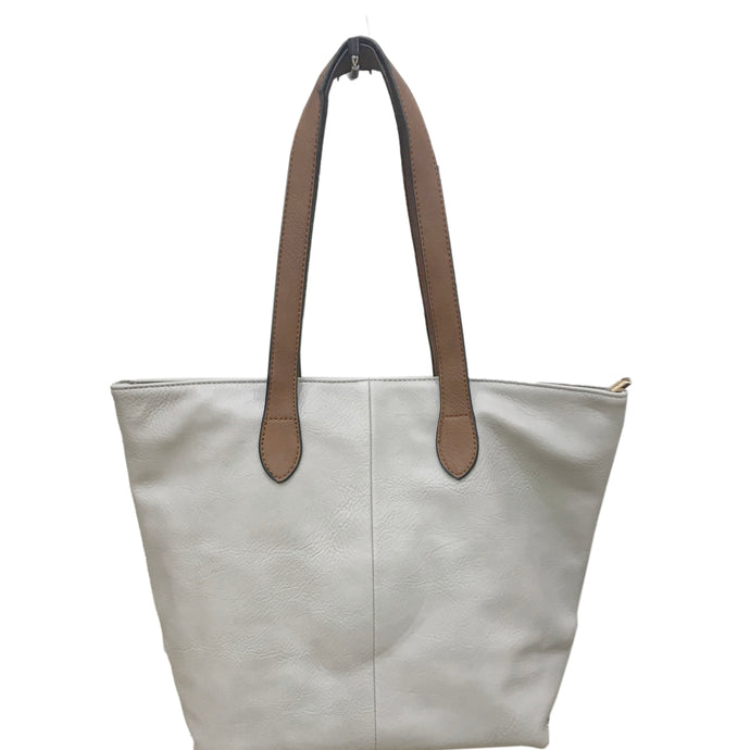 Grey Shopper- Tote Handbag