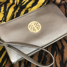 Bronze Tree of Life Clutch Bag