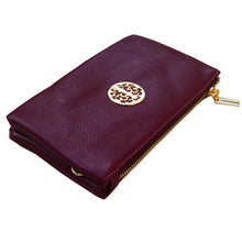 Lilac Tree of Life Clutch Bag