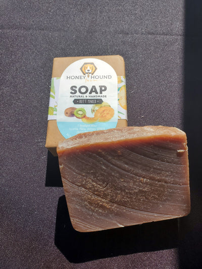 Butt Naked Soap