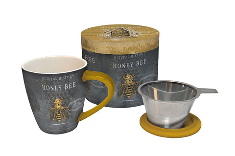 Tea Infuser & Mug Gift Set